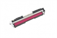 Toner Magenta 1000 S. HP CE313A, 126A kompatibel
