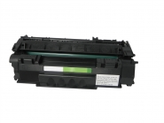 Toner Schwarz 3000 S. HP Q7553A, 53A kompatibel