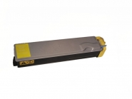 Toner Yellow 4000 S. Kyocera TK-520Y, 1T02HJAEU0 kompatibel
