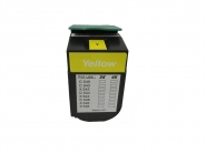 Toner Yellow 2000 S. Lexmark 0C540H1YG kompatibel