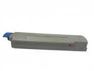 Toner Magenta 8000 S. OKI 44059106 kompatibel