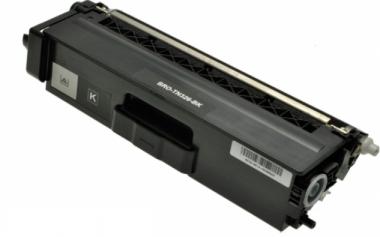 Toner Schwarz 6000 S. Brother TN-329BK kompatibel