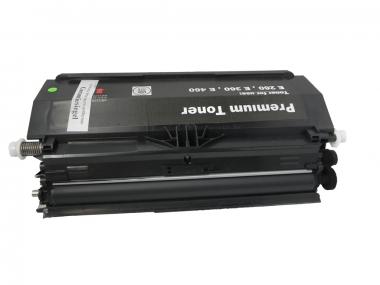Toner Schwarz 15000 S. Lexmark 0E460X11E kompatibel