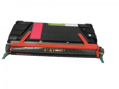 Toner Magenta 3000 S. Lexmark 00C5220MS , C5222MS kompatibel