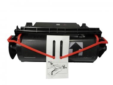 Toner Schwarz 17500 S. Lexmark 1382925 kompatibel