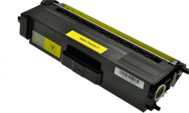 Toner Yellow 6000 S. Brother TN-329Y kompatibel