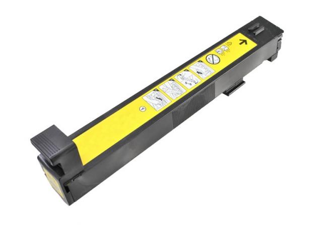 Toner Yellow 21000 S. HP CB382A, 824A kompatibel