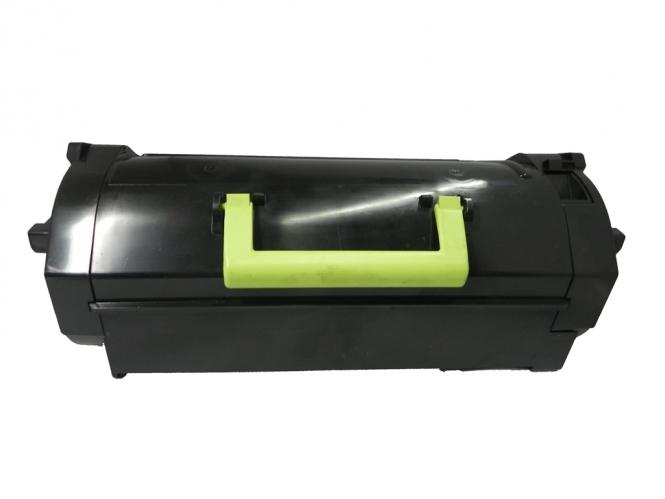 Toner Schwarz 6000 S. Lexmark 52D2000, 522 kompatibel