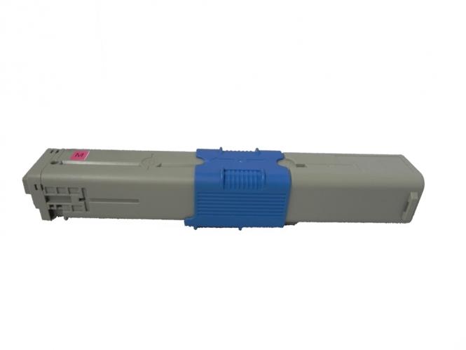 Toner Magenta 1500 S. OKI 44973534 kompatibel