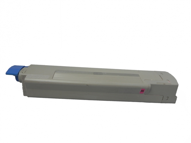 Toner Magenta 10000 S. OKI 44059210 kompatibel